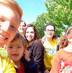 Tremper High School Down Syndrome Walk 2015